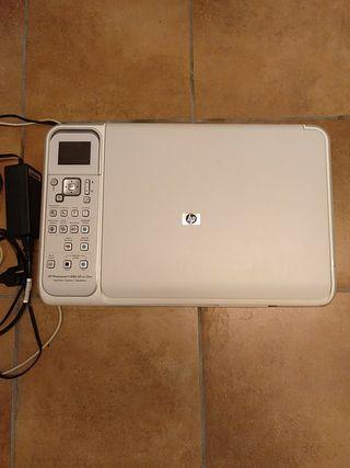 Impresora Escáner Copiadora HP Photosmart C4180