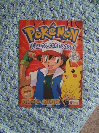 album pokemon