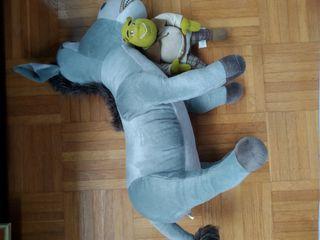 Burro grande de Shrek.