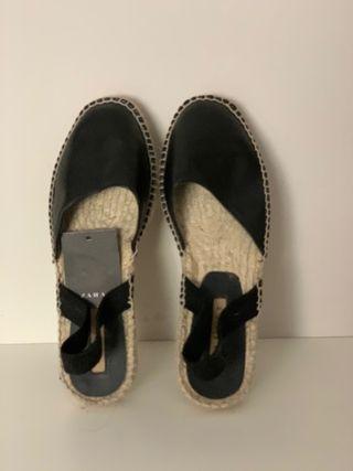 Zapatos Zara mujer talla 36