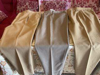 Pantalones de Javier sobrino talla 60