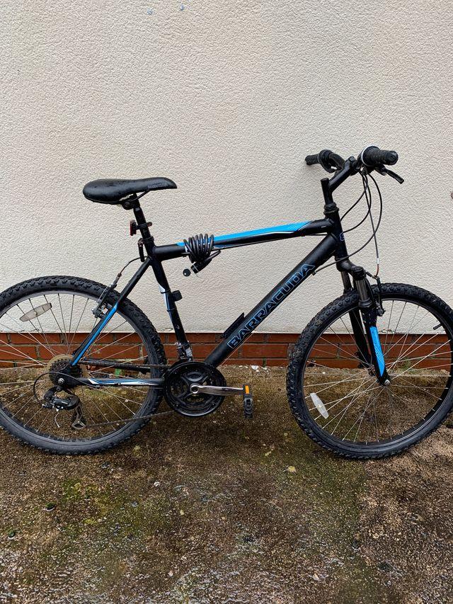 """Bicicleta Baracua 26"""""""