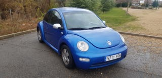 VW New Beetle 1.9 Tdi 120000klms