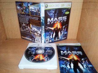 Mass effect (2007) xbox360 lim