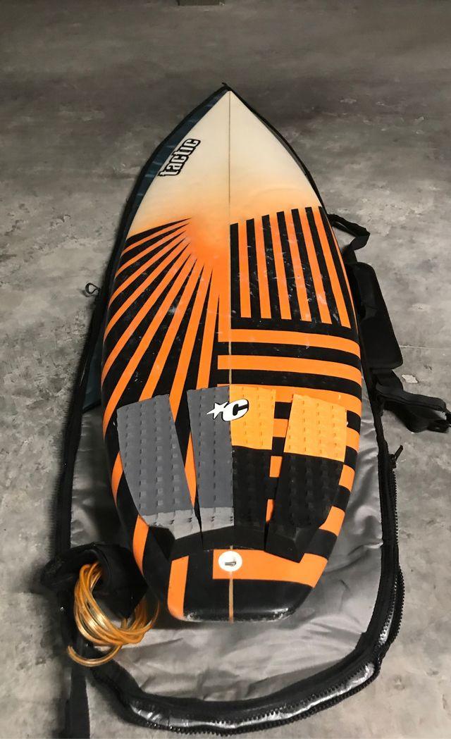 TABLA DE SURF TACTIC