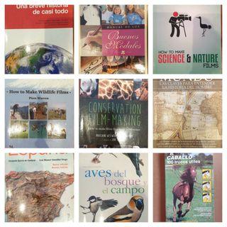 Libros de ciencia y de naturaleza