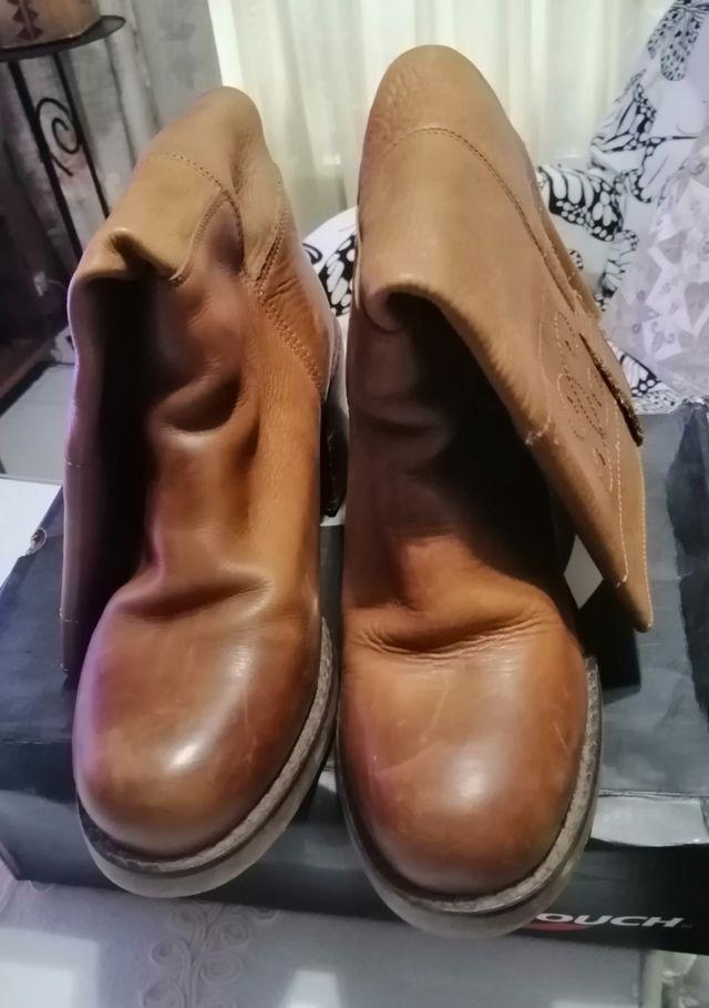 Botas de flamenca