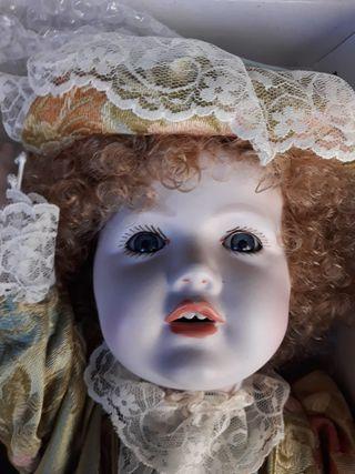 Muñeco porcelana Ramón Inglés