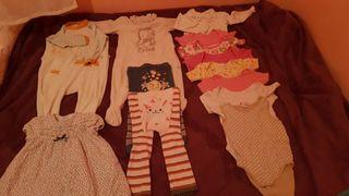 ropa de niña 18 meses
