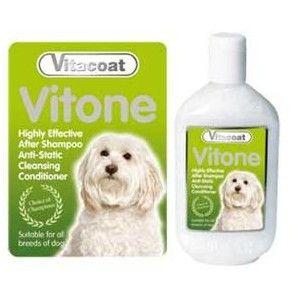 Crema Acondicionador para perro Vitone