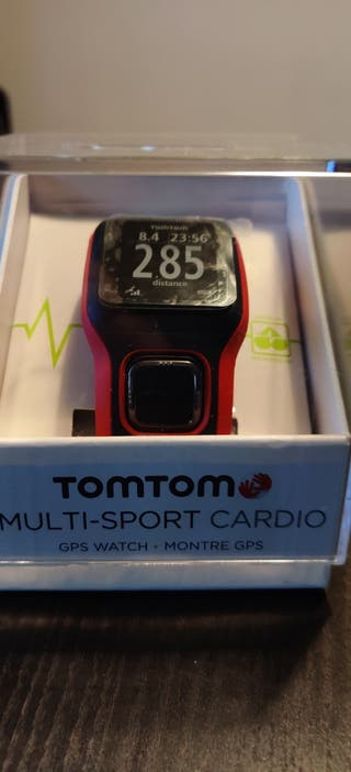 Reloj TomTom Multi-Sport-Cardio