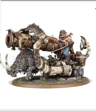 ironblaster, warhammer, age of sigmar