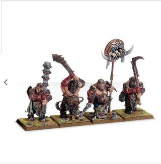 ironguts, Reinos ogros, warhammer, age of sigmar