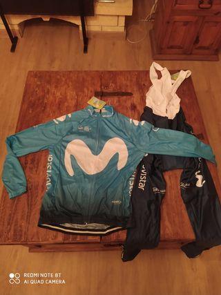 Equipaciones ciclismo