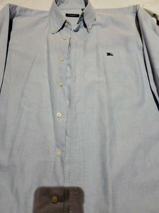 camisa burberri