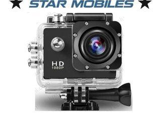 CAMARA DEPORTIVA 1080P HD 30M 12 MP 1,5
