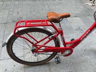 Bicicleta crest con Nexus 3v