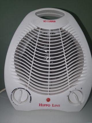 Calefactor eléctrico x aire