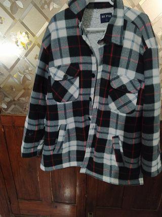 chaqueta ergonómica de algodón
