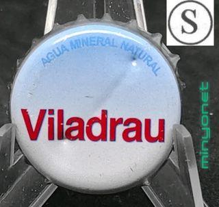Chapa o tapón corona de Agua Viladrau