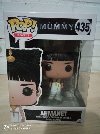 Funko pop La Momia (Ahmanet).
