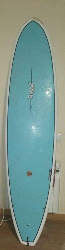 tabla surf malibu 2'10largo x52 ancho