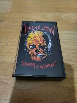 Repulsion demo cassete unnoficial