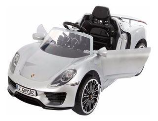 Coche eléctrico Porsche infantil
