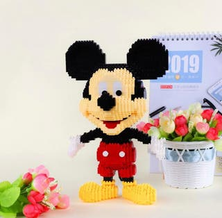 Mini bloques Mickey Mouse