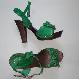Zapatos sandalias T-37
