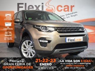 Land-Rover Discovery Sport 2.0L TD4 180CV 4x4 HSE Luxury