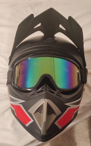 casco motocross