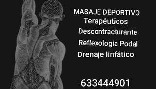 Masaje Deportivo. Quiromasaje
