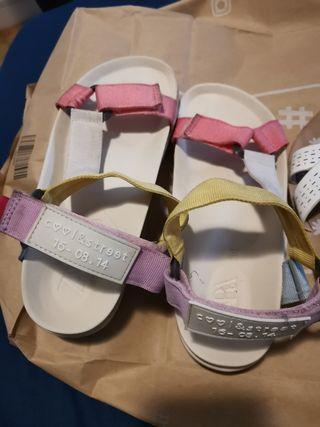 sandalias de verano para niñas