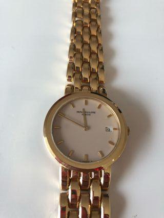 Reloj de oro Patek Philippe