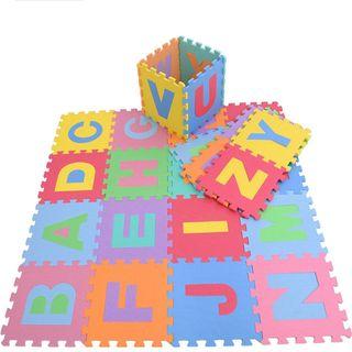 juguetes.alfombra puzzle foam