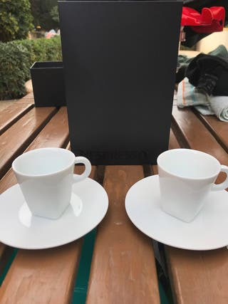 Tazas de Nespresso