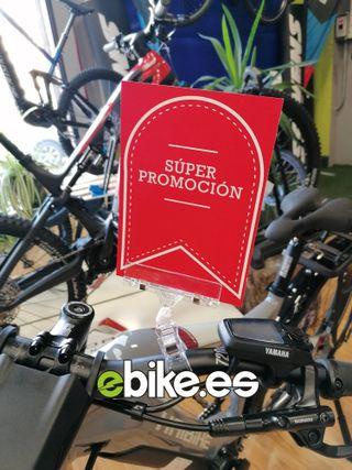 Bicicleta eléctrica MTB Haibike