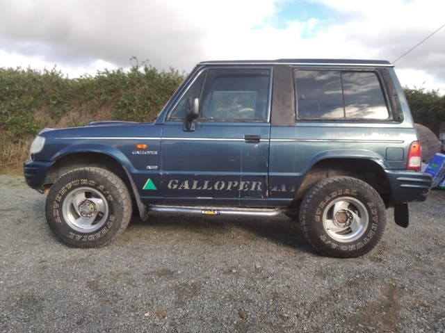 Galloper Exceed 1999
