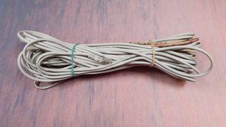 Cable ethernet RJ45 categoria 5E de 20 metros