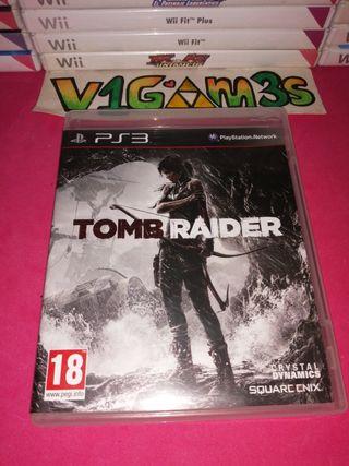 Tomb raider ps3 PlayStation 3