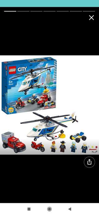 NUEVO lego helicóptero