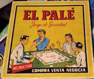 JUEGO ANTIGUO MONOPOLY EL PALE
