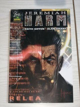 Jeremiah Harm - Integral