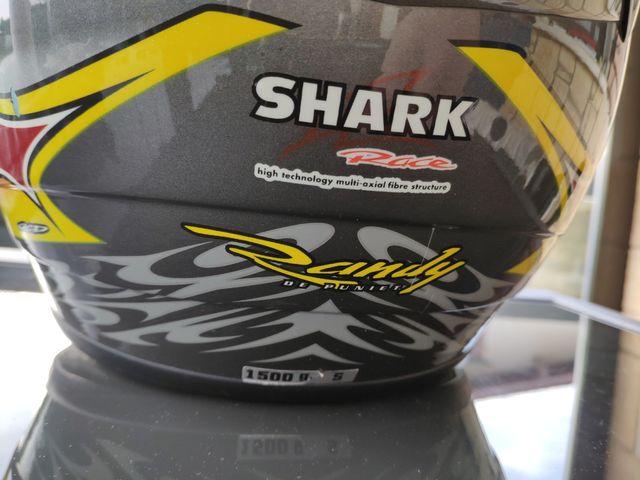 casco shark talla M