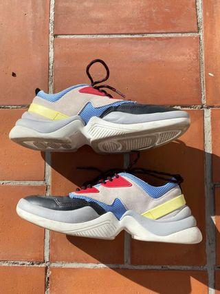 Zapatillas de zara