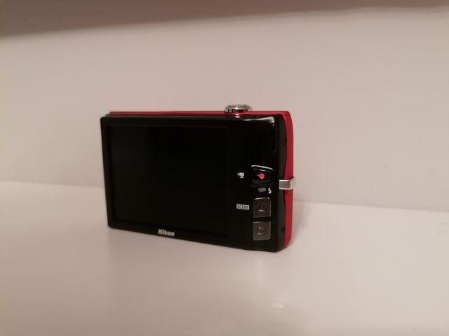 Cámara Nikon Coolpix S4100