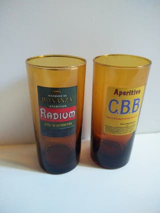 2 vasos Vintage