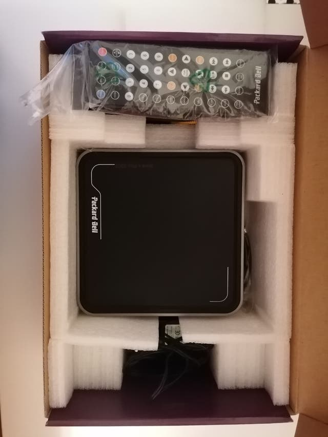 Disco duro Packard Bell Store & Play 3500