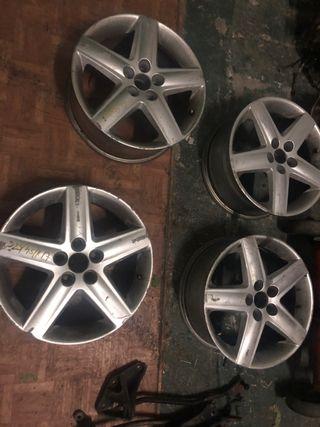 """Llantas Audi 17"""" 5x112"""